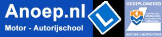 Rijschool Anoep. Motorrijles en autorijles in Leiden.
